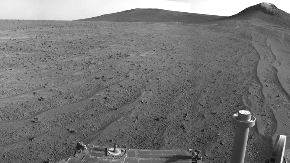 Opportunity rover is getting reformatted after ten years on Mars