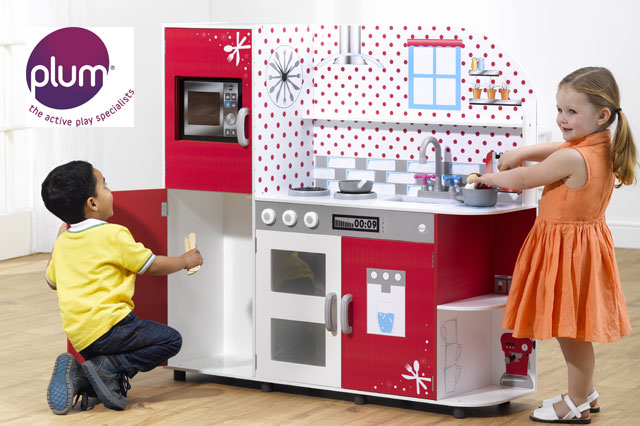 WIN a Cookie Interactive Kitchen from Plum!