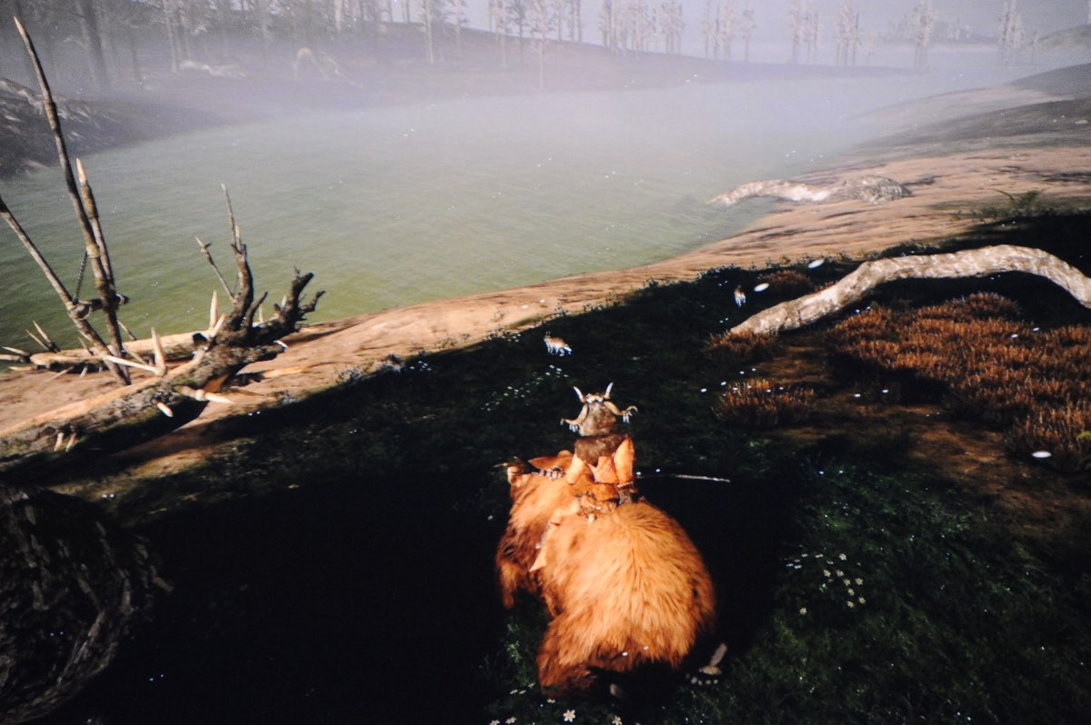You can ride a bear in 'Rayman' creator's PS4 game, 'Wild'