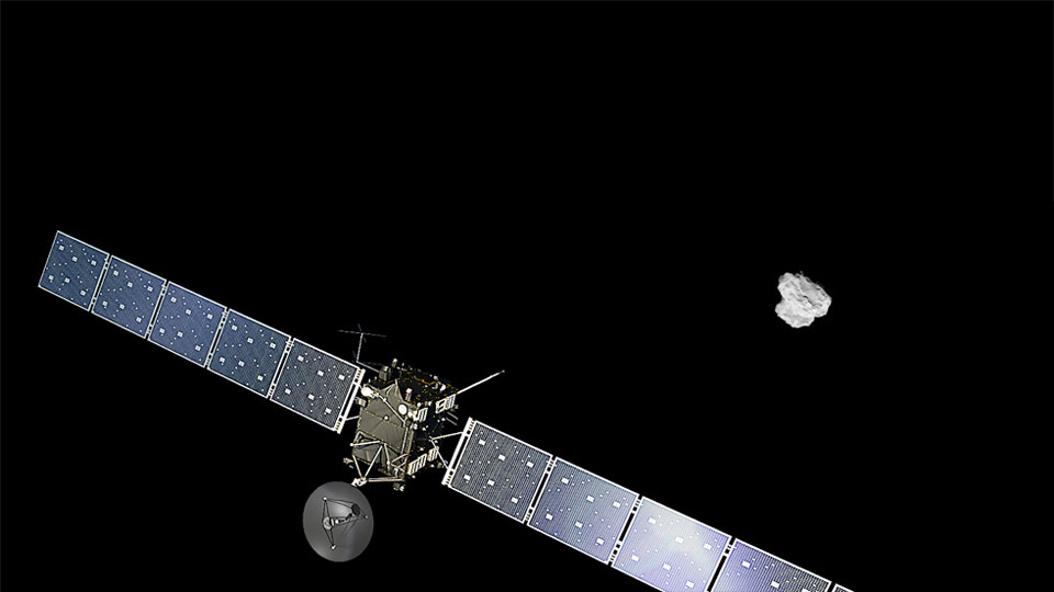 Rosetta comet probe will continue its mission until September 2016