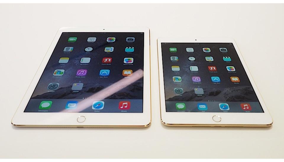 iPad Air 2 y iPad mini 3 ya están en el mercado méxicano