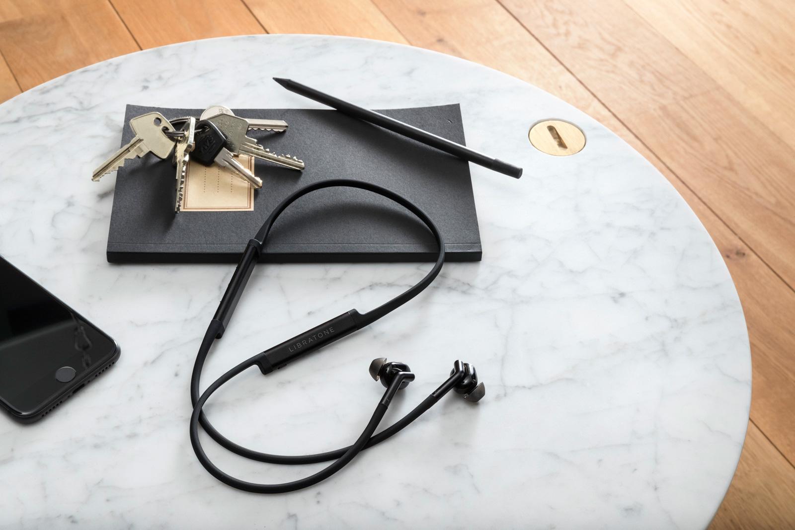Libratone lleva la cancelación de ruido ajustable a los auriculares inalámbricos