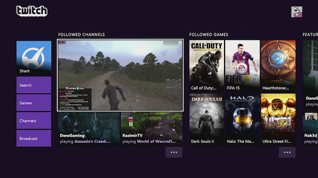 Twitch's revamped Xbox One app makes it easier to find better broadcasts