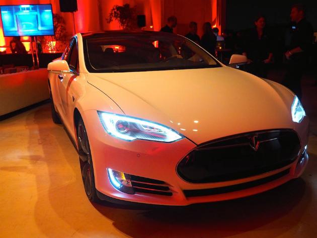 Tesla Model S 'D'