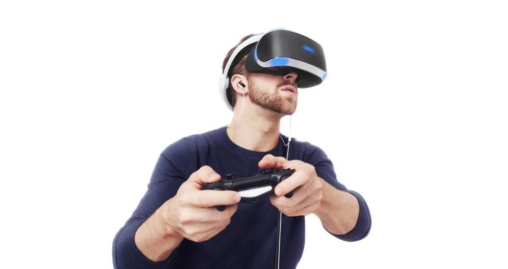 Las PlayStation VR llegarán en octubre por 399 euros/dólares