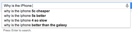google search answers
