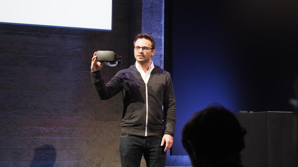 Oculus reveals its consumer Rift VR headset