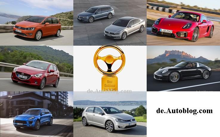 Siegertypen: Diese sieben Automodelle wurden mit dem
