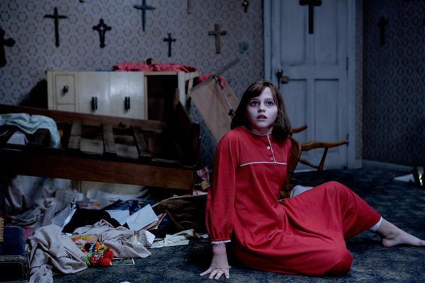 「幽霊なんかいない」と主張する石川幹人先生に実在の事件を基にした超戦慄ホラー映画『死霊館 エンフィールド事件』をぶつけてみた
