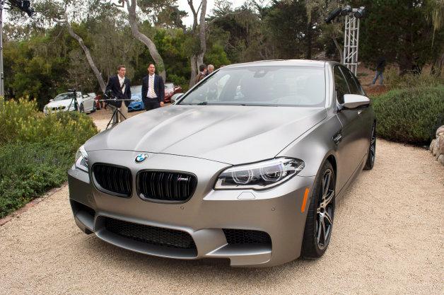 BMW「M5 30thアニバーサリー・エディション」は600hpのパワーにマットボディ