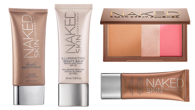 Enter for a chance to win Urban Decay summer must-haves
