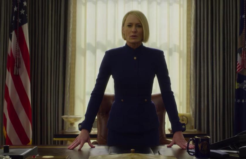 """Trailer: Die finale Staffel von """"House Of Cards"""" startet im Herbst"""