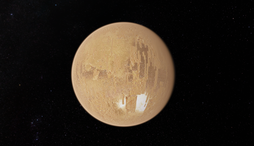 Planetenforschung: Google Maps Space