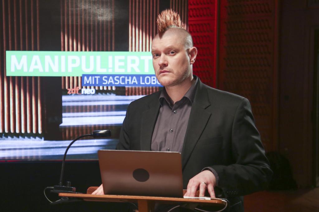 TV-Tipp: Sascha Lobo über die Wirkung der Sozialen Netzwerke