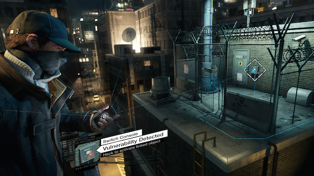 Playdate: We're livestreaming Watch Dogs for PS4! (update: game over)