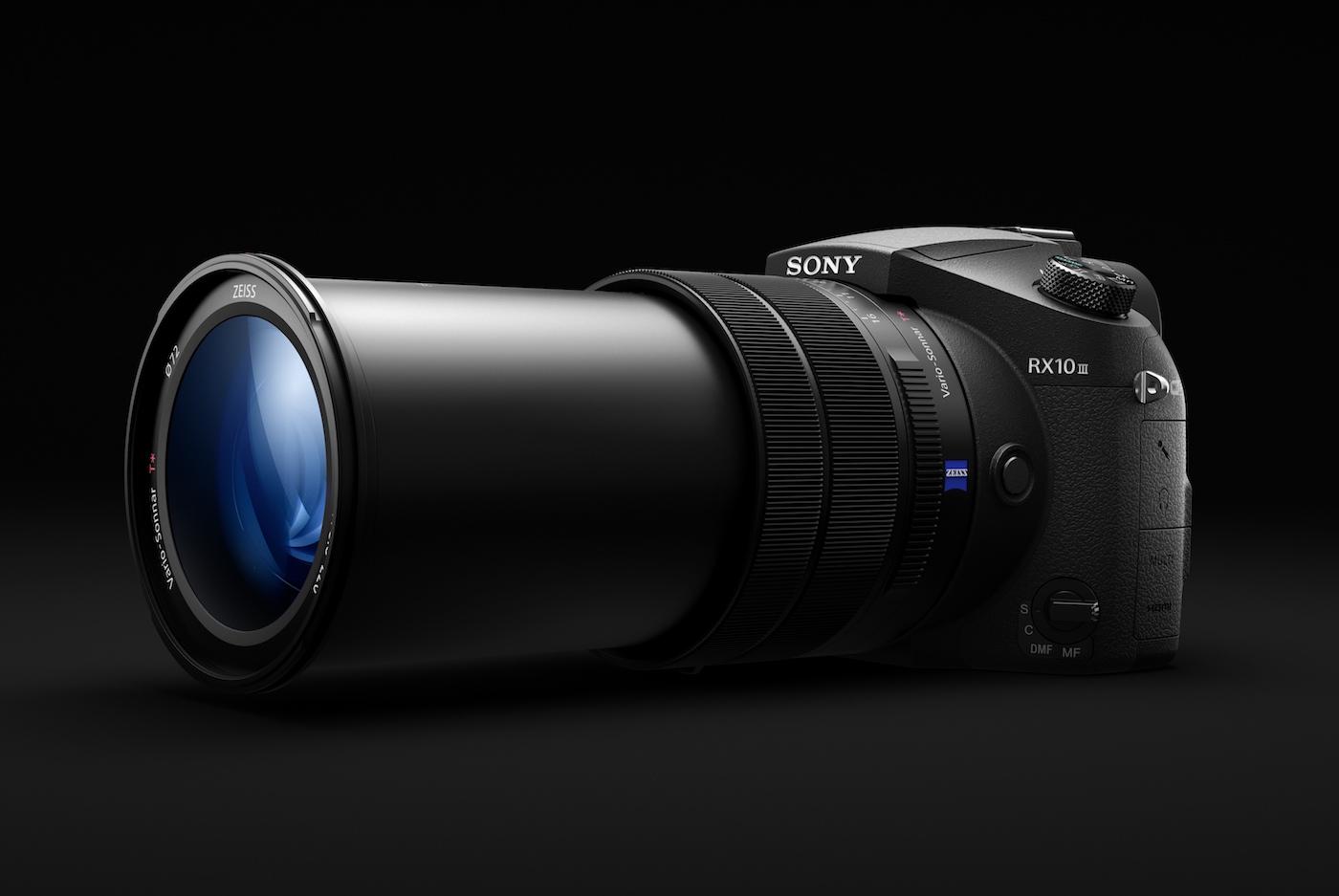 Divisa el más allá con nueva Sony RX10 III