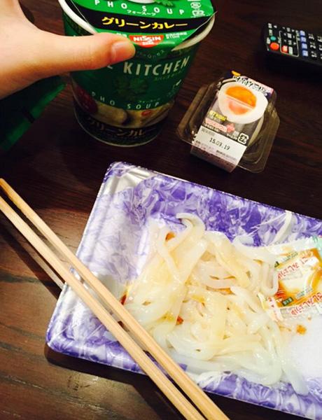 HKT48指原莉乃の食卓に「どう見ても独身の中年男」「ガチの庶民派」とツッコミの声