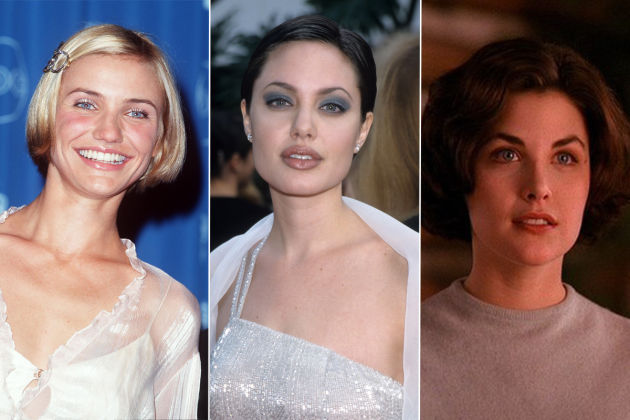 TBT - the 10 beauty trends we want to come back