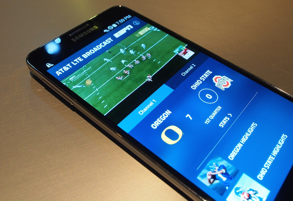 How AT&T will deliver TV (and more) over crowded LTE