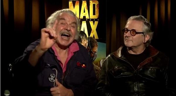 『マッドマックス』名悪役トーカッターとG・ミラー監督の劇場マナーCMがヤバいwww