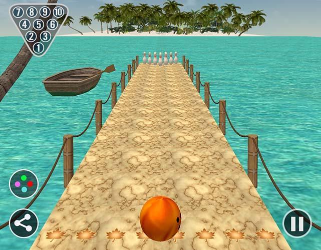 Bowling Paradise 2 screenshots