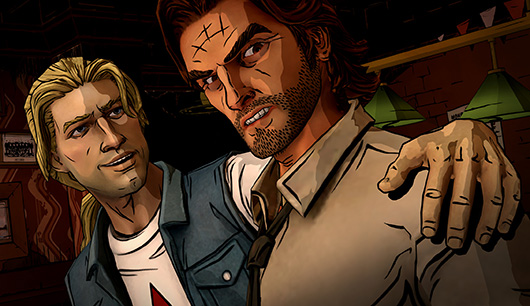 Joystiq Streams: Giveaways and The Wolf Among Us [UPDATE: We're live!]