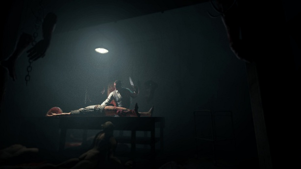 Outlast 'Whistleblower' review: Dismemberment plan