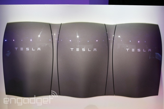 Tesla PowerWall reservas agotadas hasta 2016