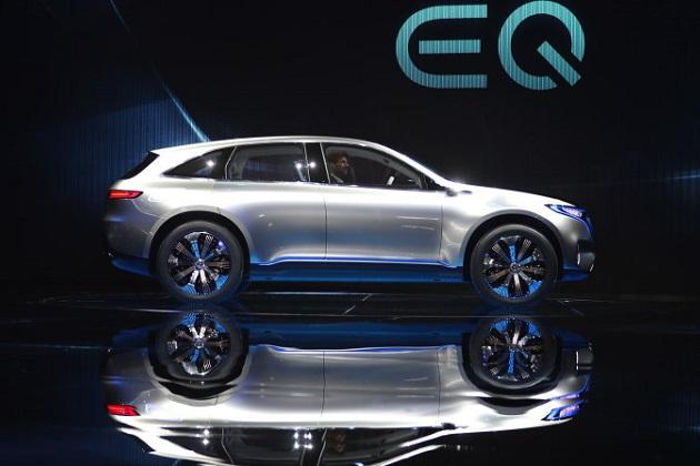 メルセデス、中国で電動車用バッテリーの製造を検討中