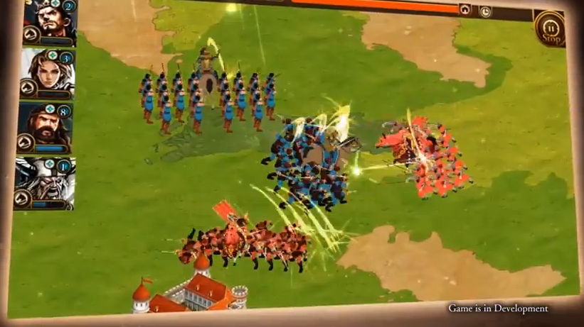 Age of Empires: World Domination llegará iOS, Android y Windows Phone en unos meses (o eso dicen)