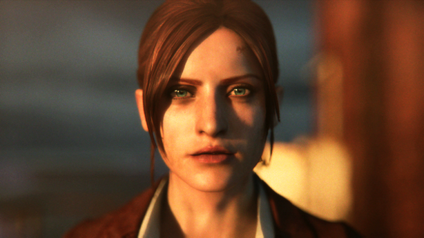 Claire goes back to work in Resident Evil Revelations 2 opening