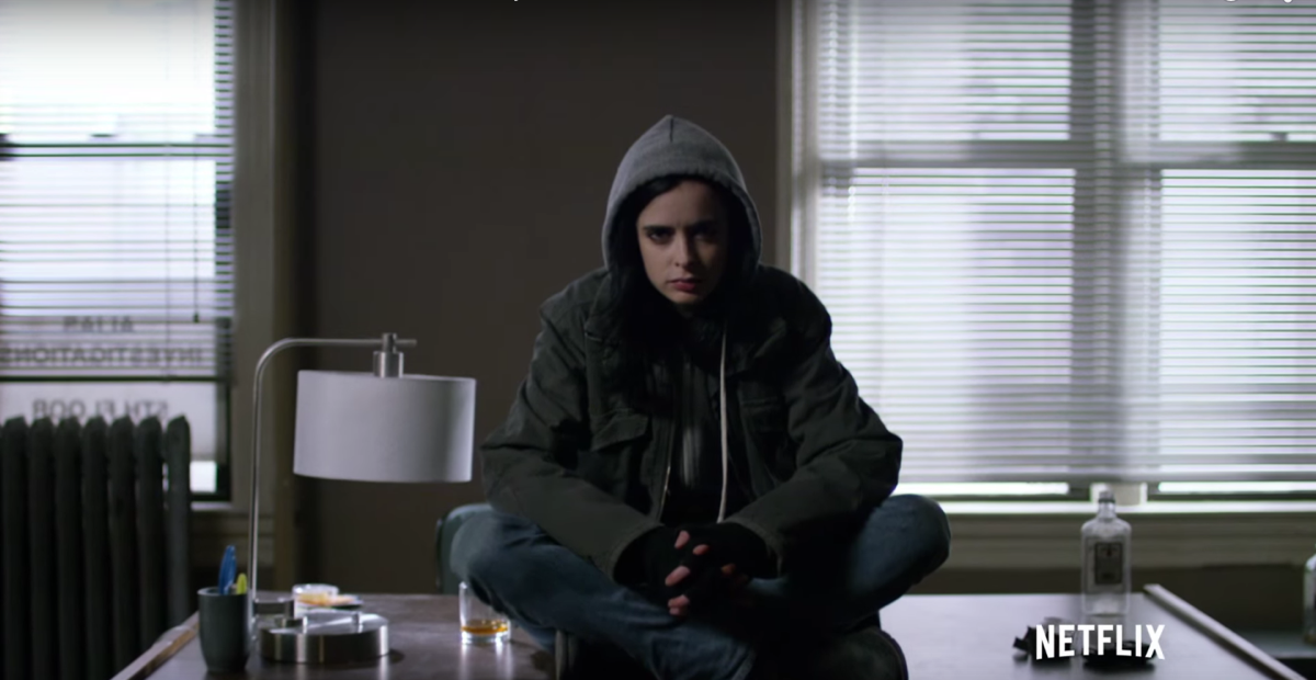 'Jessica Jones' trailer continues Marvel's gritty Netflix vibe