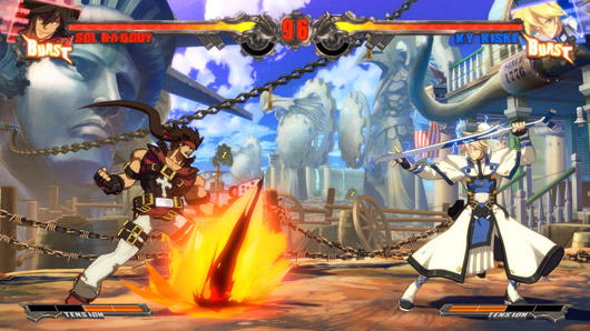 Guilty Gear Xrd -SIGN- clashes with PS4, PS3 in December
