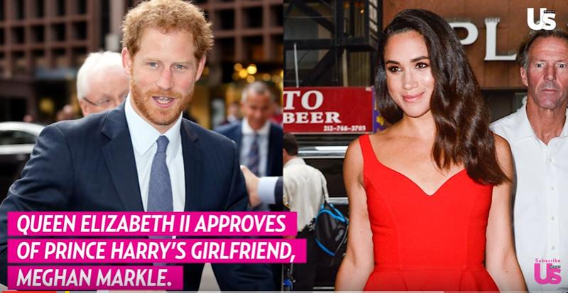 ハリー王子と恋人メーガン・マークルの交際をエリザベス女王はどう思ってる?
