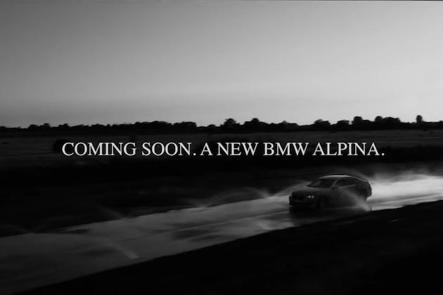 【ビデオ】アルピナ、新型「B7」のティーザー映像を公開