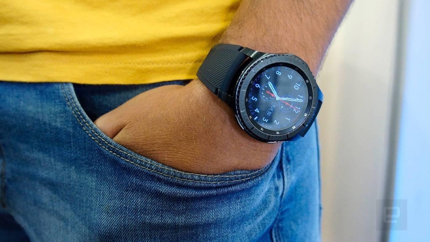 Samsung Gear S3: Grande en prestaciones y tamaño