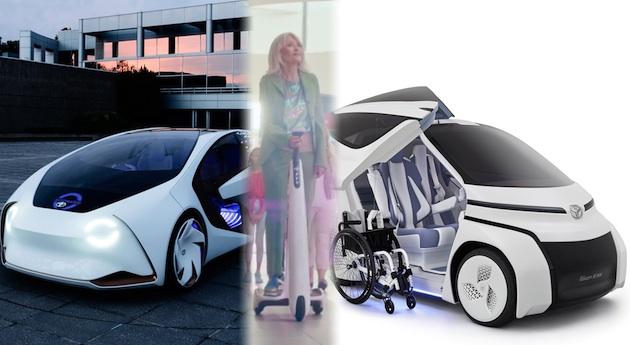 【東京モーターショー 2017】トヨタConceptー愛iは「未来の愛車」。AIが乗員を理解し寄り添うパートナー的クルマ