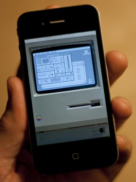 mac on iphone