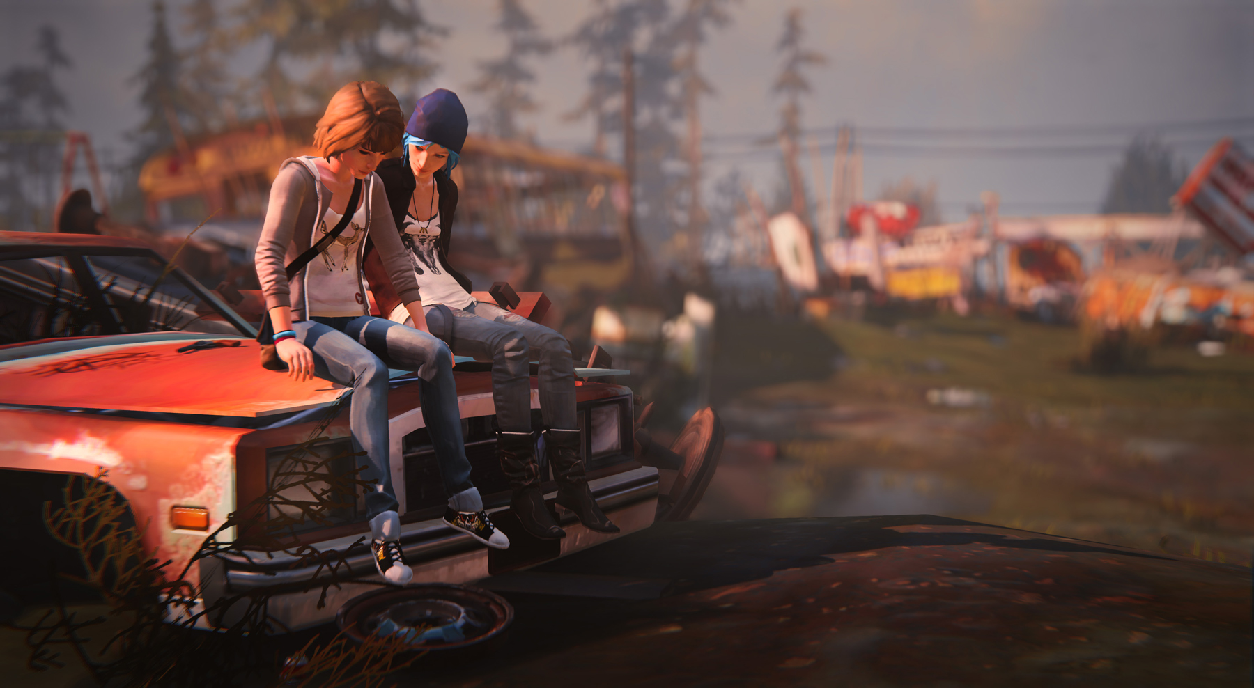 photo image A new 'Life is Strange' game is in the works