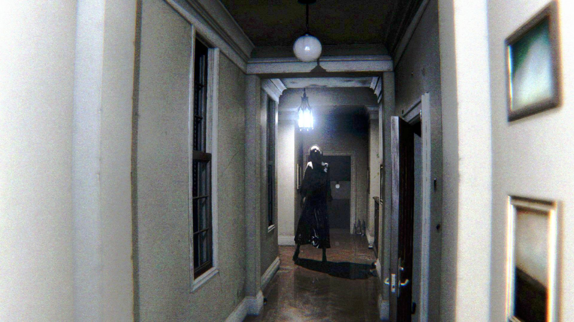Silent Hills P.T. is absolutely terrifying.