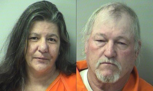 Florida couple used burritos and fork and weapons in fight