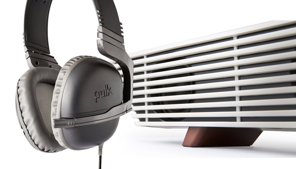 Engadget giveaway: win a gaming headset and sound bar courtesy of Polk!