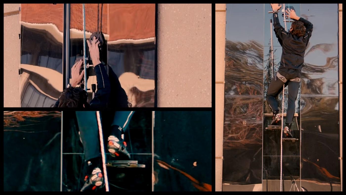 Cambridge und Stephen Colbert vs. Stanford: Können Menschen klettern wie Spider-Man?