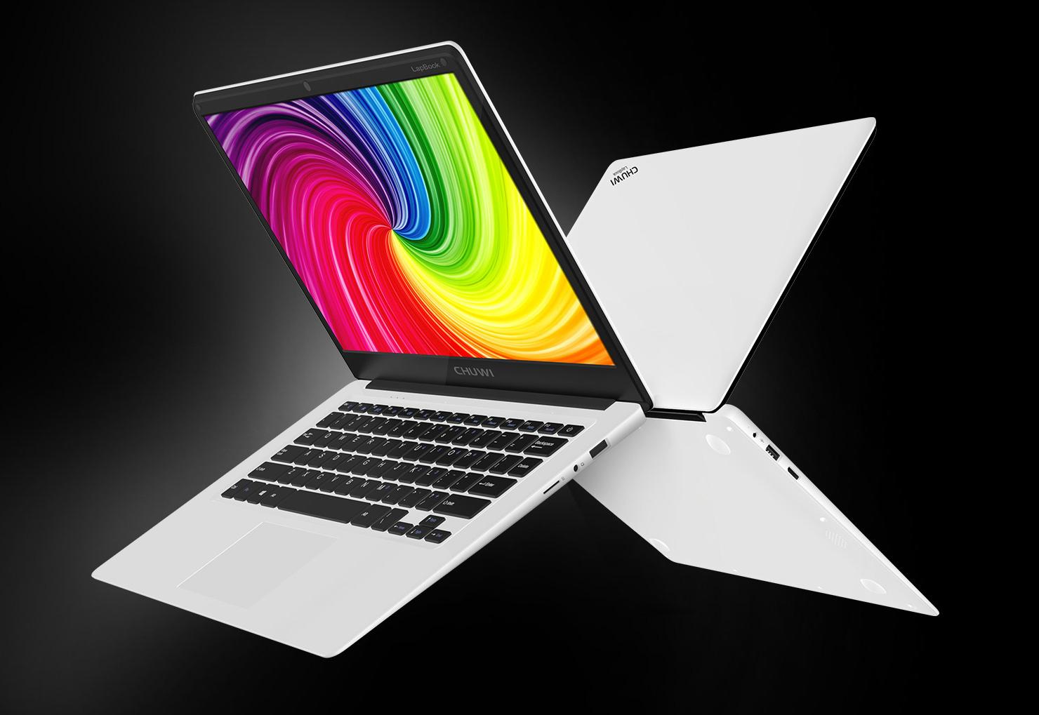 Chuwi LapBook 14.1: Windows-Notebook für 300 Dollar