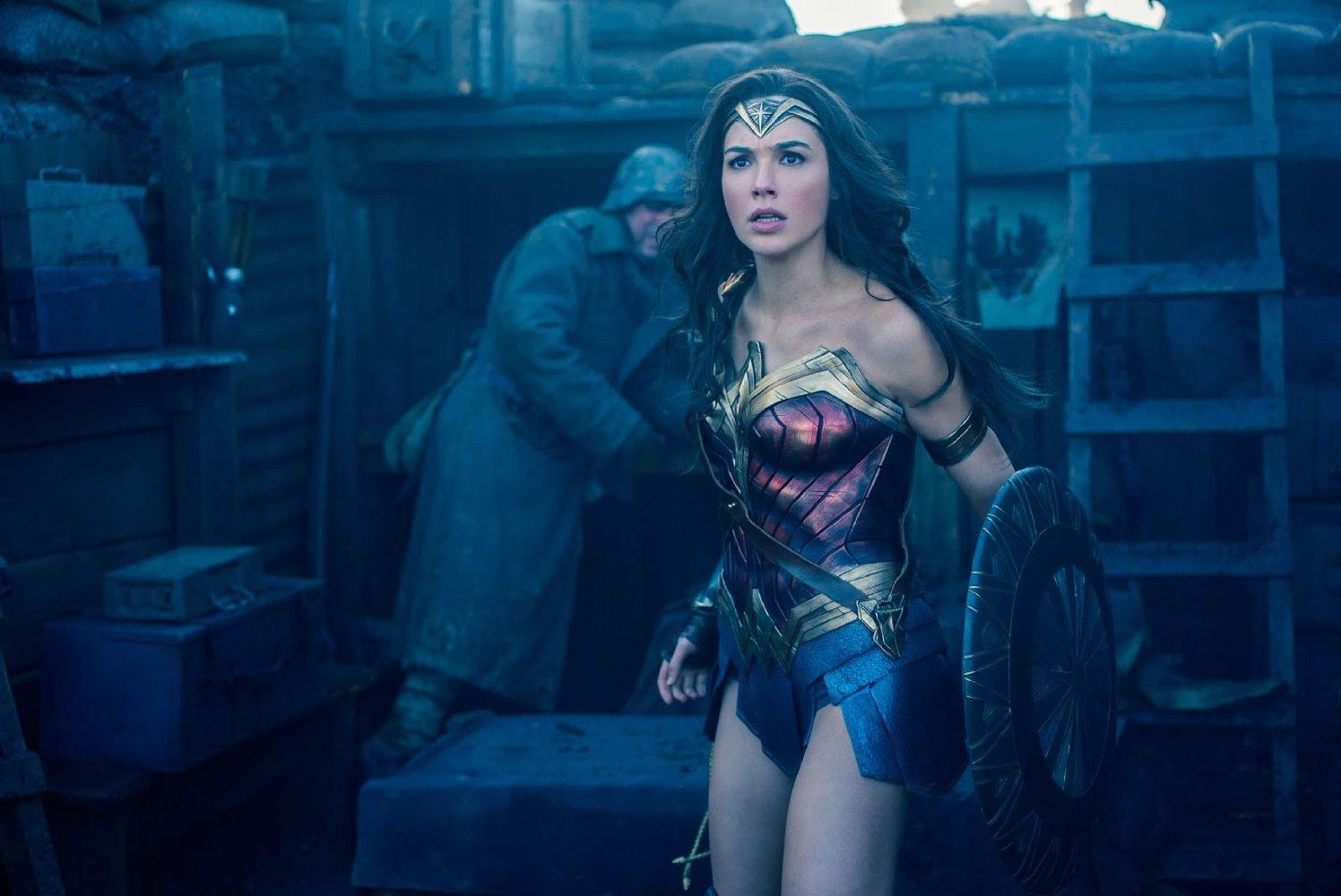 El tráiler final de 'Wonder Woman' es justo lo que esperabas