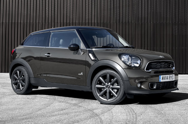 Mini reveals refreshed Paceman in Beijing