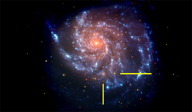 Supernovae suggest the universe is growing slower than expected