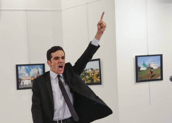 La imagen de un asesinato: esta es la foto ganadora del World Press Photo
