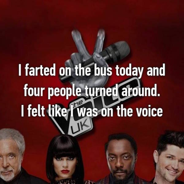 Confessions From People Who Farted At The Worst Moment