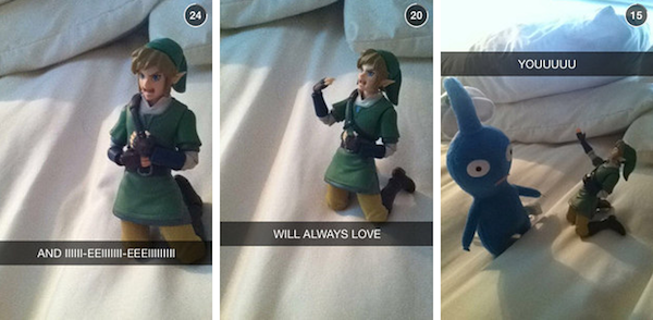 More Hilarious Snapchats We're Happy Were Saved